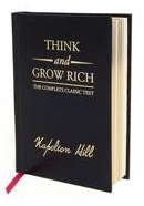 Boek voor de review Think And Grow Rich