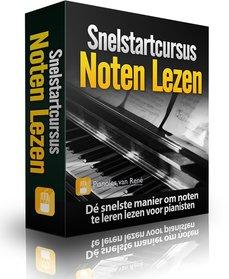 Cursus Noten Lezen voor de review Pianoles Van Rene