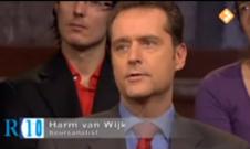 Harm van Wijk, voor de review Trading Navigator