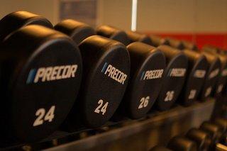 Trainingsgewichten voor het Droog Trainen Protocol