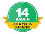 14 dagen geld terug garantie zoals beloofd in de Agency Masterclass Review