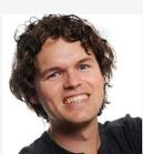 Koen Snoek van Gitaarles Van Koen