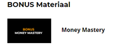 Bonus materiaal money mastery