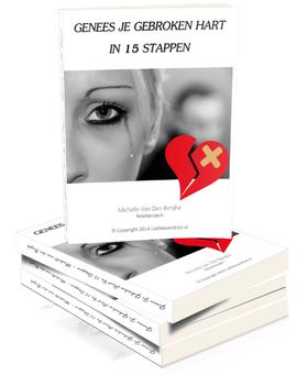 e-book Genees je gebroken hart in 15 stappen