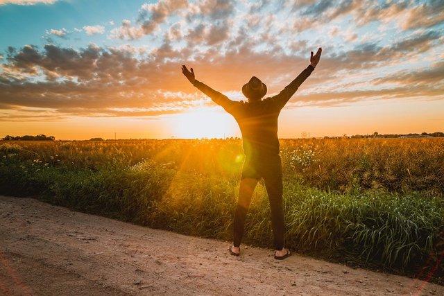 Leven vol vrijheid door de cursus Nooit Meer Zorgen Of Stress