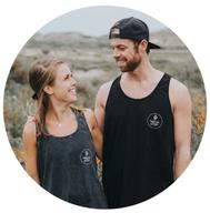 Melanie Poldervaart en Rolf van Baalen voor de Yoga Nidra: Reis Door De Chakra's Review