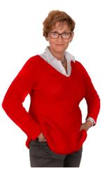 Michelle van den Berghe van Liefdesverdriet.nl