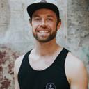 Rolf van Baalen voor de Practice Happy With Yoga