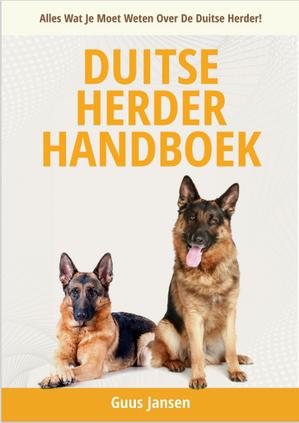 Cover Het Duitse Herder Handboek