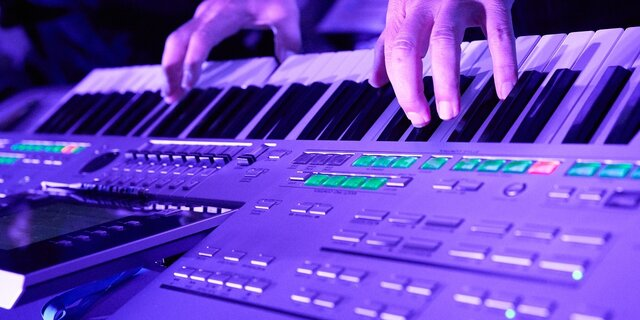 Instelmogelijkheden op een keyboard