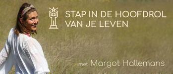 Margot Hallemans van Stap in de hoofdrol van je leven