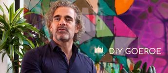 Raymond de Looze, van DIY Goeroe, voor de Soulcamp Review